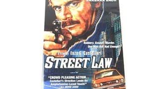 Street Law - Enzo G. Castellari (1974) - US DVD (Blue Underground)