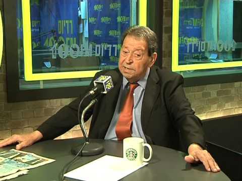 """ראיון עם ח""""כ בנימין פואד בן אליעזר, 27.12.13"""