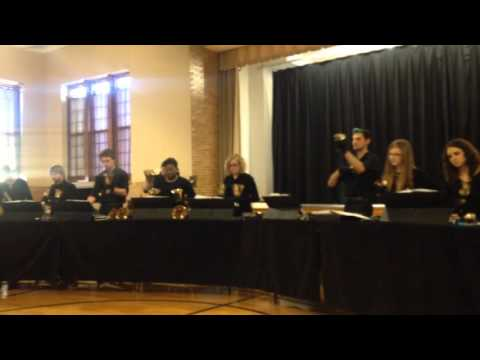 Toccata on 'King's Weston' - College Ring-In