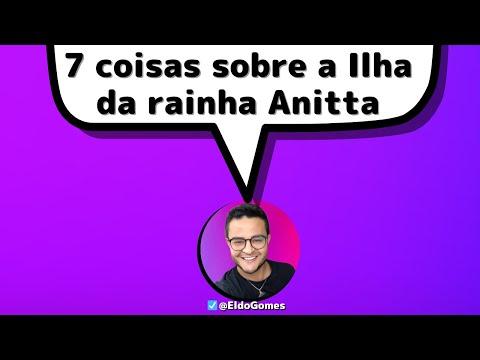Ilha da Anitta: 7 coisas sobre a Ilha da Anitta, Ela faz o BBB 21 dela [Eldo Responde]