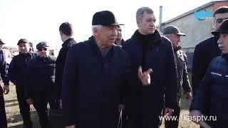 Экологическая акция Зелёные километры инициированной Главой Дагестана Владимиром Васильевым прошла в