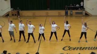 Senior Group Dance 2017