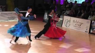 Download Video Adrian Esperon y Patricia Martinez - Campeonato de España 10 Bailes 2016 - Vals Ingles MP3 3GP MP4