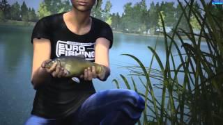 Dovetail Games EURO FISHING Gameplay - ST Johns Lake (PC HD)