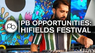 Point Blank x Hifields Festival