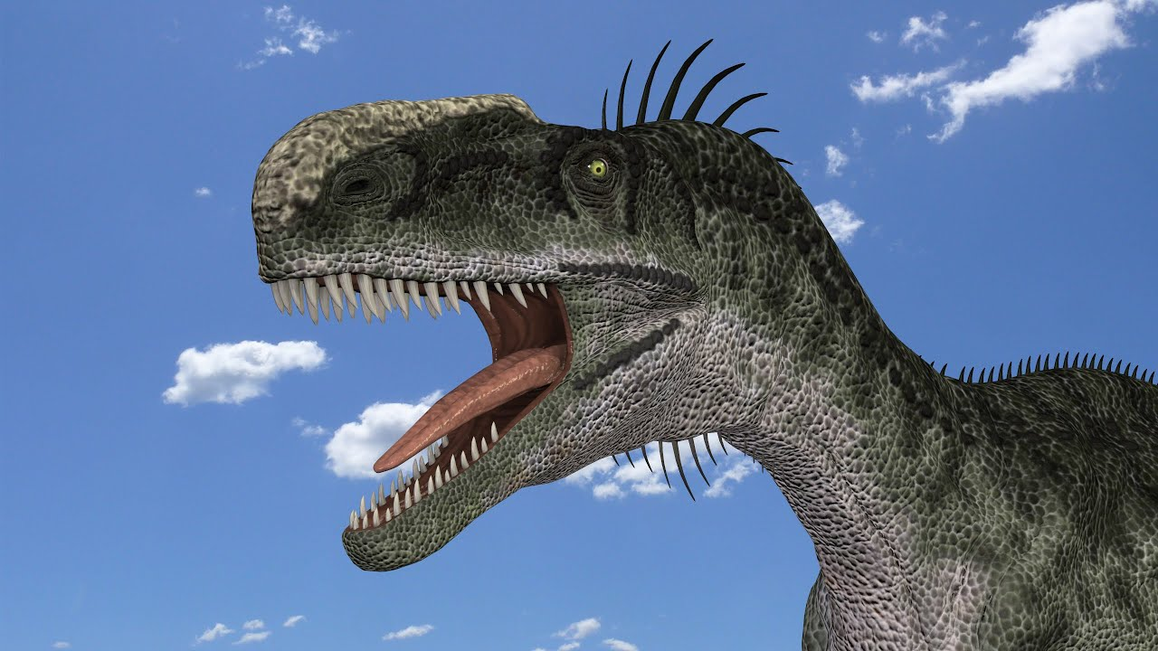 Dinosaur Art #1 - YouTube