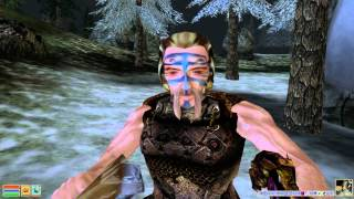 Прохождение TES III: Bloodmoon 1 серия