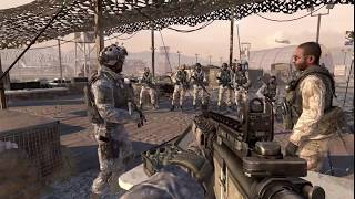 "Call of Duty Modern Warfare 2 - Mission 1/2: ""S.S.D.D.""/""Team Player"""