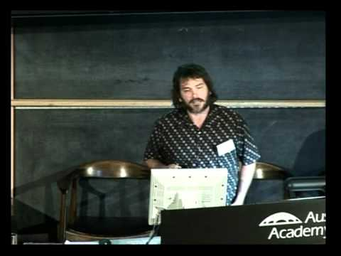 Andrew Baird - Before and after the Asian tsunami: Lessons for coastal management