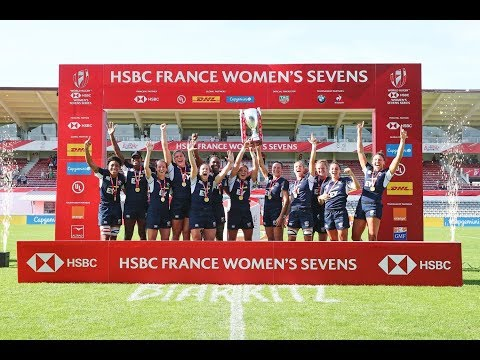 Biarritz Sevens 2019 final: New Zealand vs USA