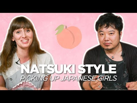 Natsuki teaches us Japanese pick up lines! [Ft. Abroad in Japan]