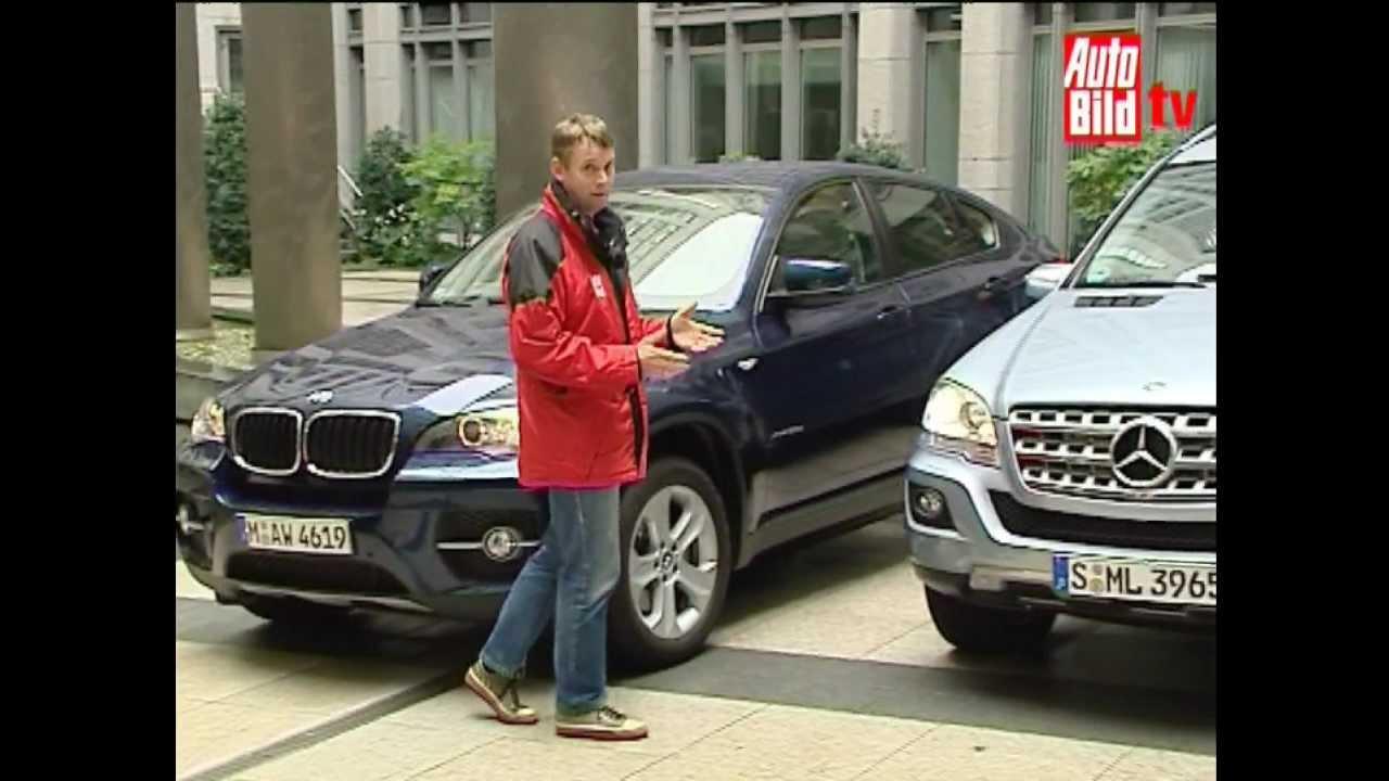 Bmw X6 Range Rover Sport Mercedes Ml Im Vergleich Teil 22 Youtube