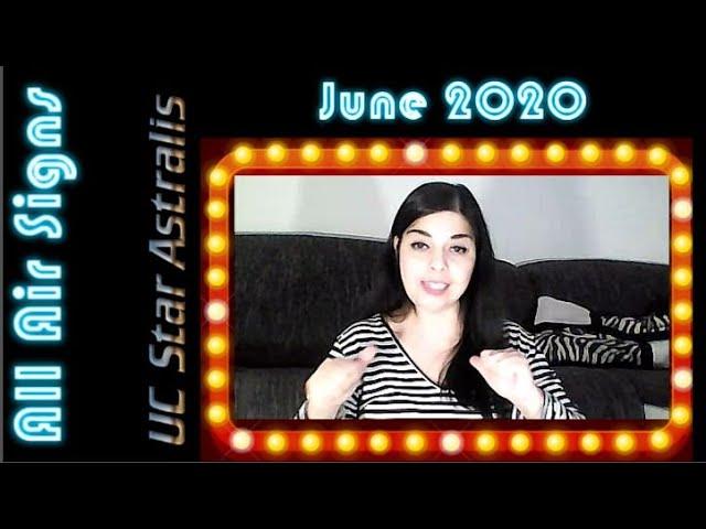 Horoscope June 2020 for Gemini, Libra & Aquarius - ECLIPSES