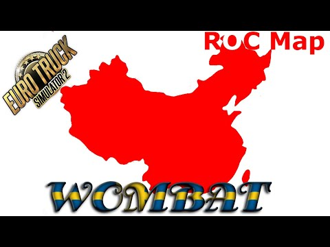 ETS2 1.35 - Republic Of China Aka R.O.C