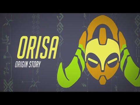OVERWATCH NEW HERO ORISA - Origin Story