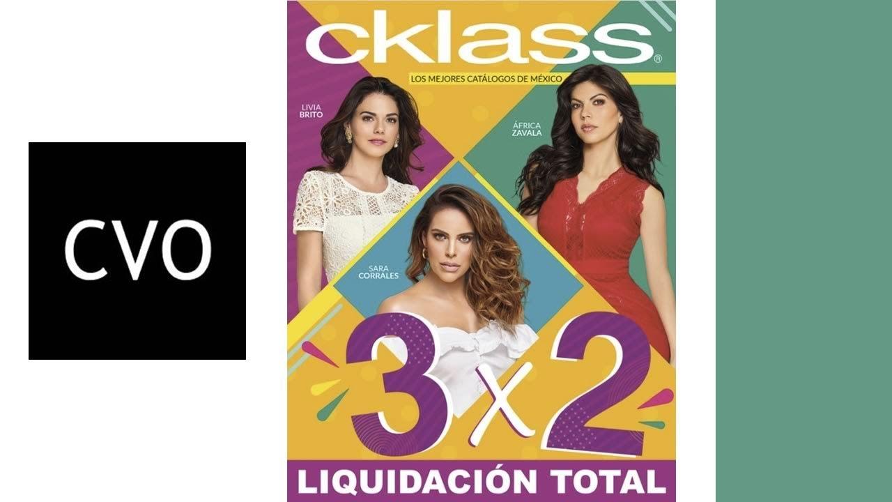 7f72a75e77 (NUEVO) Catálogo CKLASS 3x2 Liquidación TOTAL