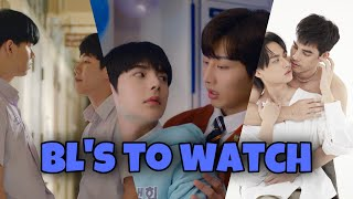 11 BL Series That You Can Watch Right Now! [July 2021]