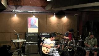 Rydeen cover 偽YMO 2012.09.01 Rooster North Side(東京都杉並区) イ...