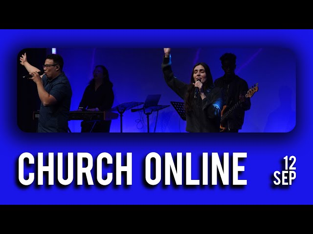 THE VOICE YOU NEED TO HEAR RIGHT NOW! - 9AM 12TH SEPT - LIVE STREAM