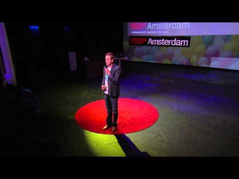 The TEDxAmsterdam Carbon Footprint: Erik Bronsvoort at TEDxAmsterdam