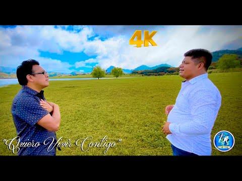 Juan Espinosa Y Miguel Jiménez Quiero Vivir Contigo)VIDEO OFICIAL 4K ESTRENO 2020Jose Manuel Solis
