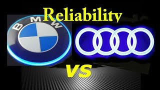 BMW vs AUDI Reliability - Which Is More Reliable?