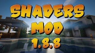 Minecraft 1.8.8:  Shader Mod + Optifine | Tutorial