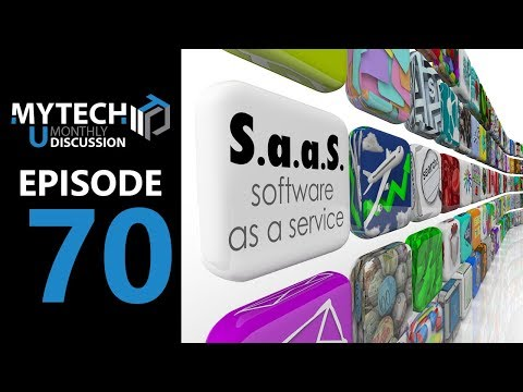 January 2018: Panel Discussion – SaaS: Good, Bad & Ugly!