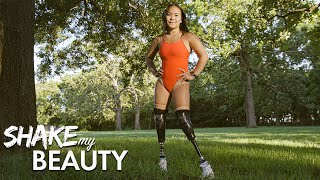 I Lost My Legs In A Bomb Explosion | SHAKE MY BEAUTY