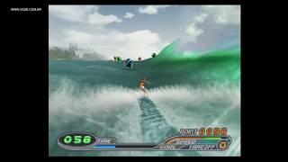 Surfing H3O (Surfroid: Densetsu no Surfer) - Sony PlayStation 2 - VGDB