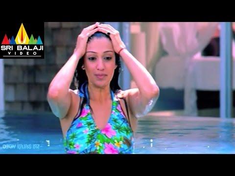 Gambler Telugu Movie Part 10/13   Ajith, Arjun, Trisha   Sri Balaji Video
