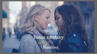 Gypsy Jean Diane and Sidney Haunted