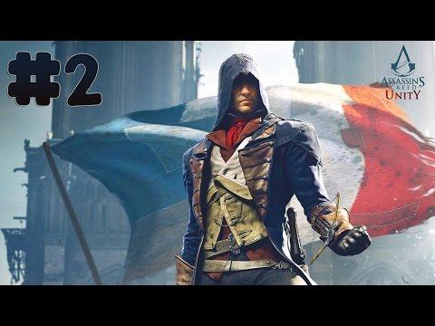 Assassin's Creed: Unity - Walkthrough - Part 2 - Memories of Versailles (PC HD) [1080p]