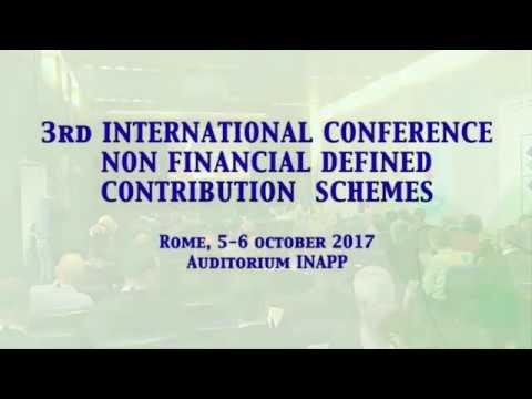 III NDC Conference - INAPP, Roma 5-6 ottobre 2017