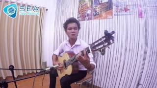 Tears in heaven _ Guitar Cover _ SEA Guitarist: Hadan _ SEA Guitar