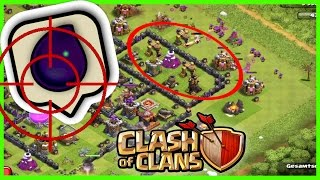 Queenwalk fast 5K Dunkles [Clash of Clans ] DEUTSCH