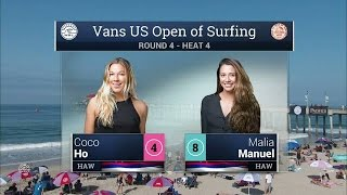 US Open : Moore et Fitzgibbons privées de quarts !