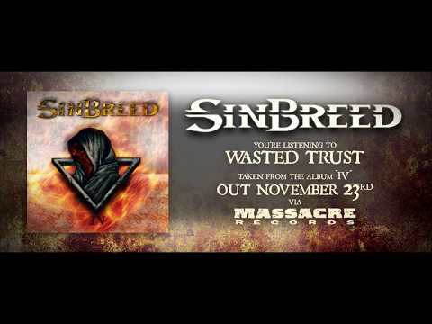SINBREED - Wasted Trust (Official Single) Mp3