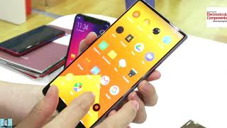Umidigi Z2 Pro , Elephone S8 Pro , Leagoo S10 , Doogee VE . Global Sources Mobile Electronics 2018.