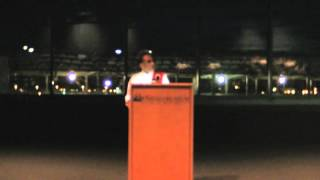 My Haley Speech at the Hampton Roads Naval Museum - Part 2
