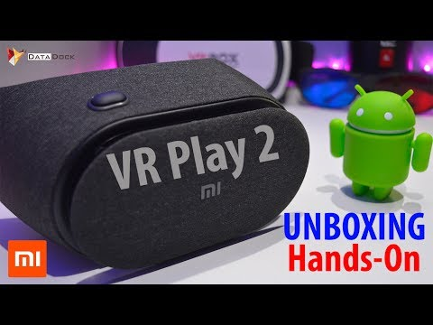 Xiaomi PLAY2 VR Headset | Unboxing & Review | Data Dock