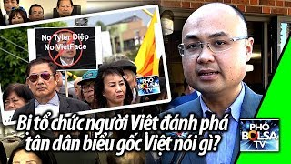 Bị những tổ chức người Việt đánh phá, tân dân biểu gốc Việt nói gì?