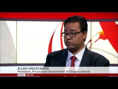 Allen Vincatassin BBC Inteview