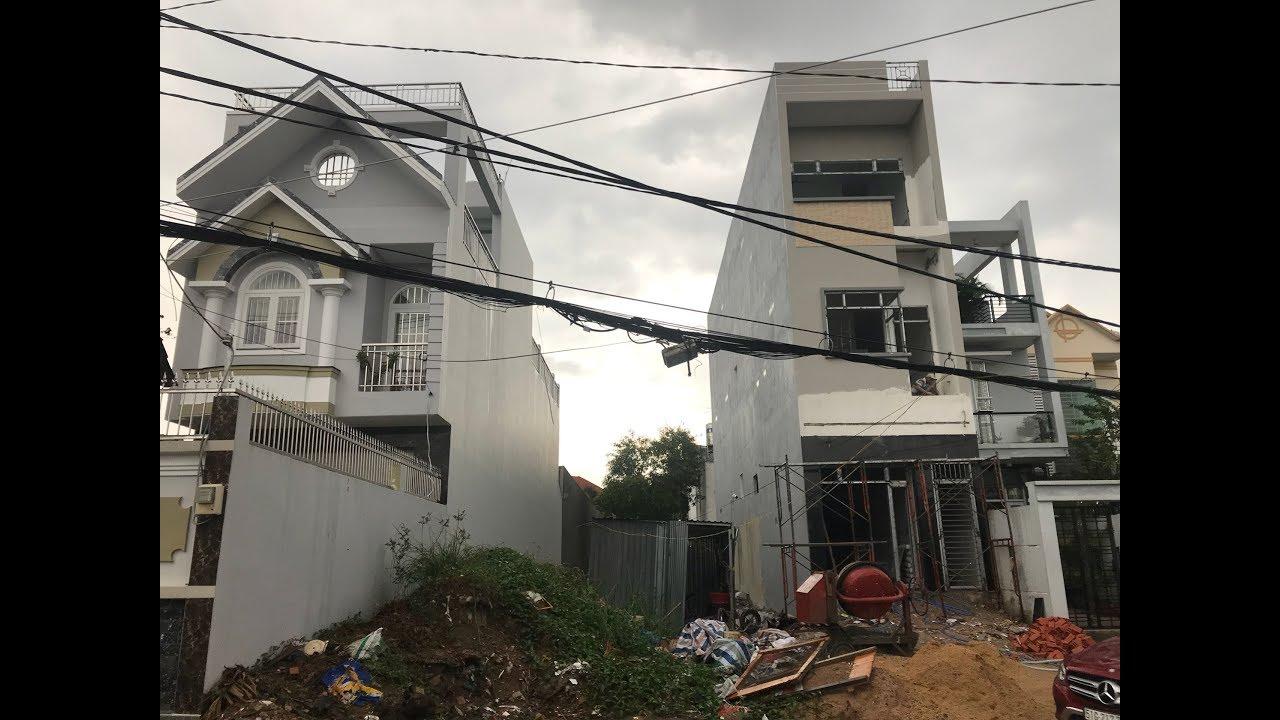 Hiện trạng khu đất bà Hoa, xã Phước Kiển, huyện Nhà Bè, TP.HCM – Chuẩn bị xây dựng nhà trọ cao tầng