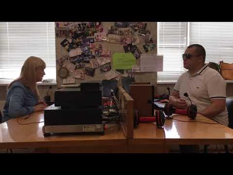 Эксклюзивное видео на радио «Самара» «Бизнес ланч» с будущим народным депутатом Юрием Марченко