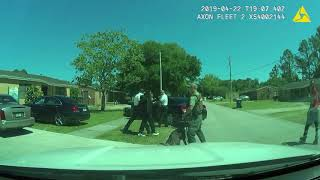 Flagler deputies nab suspected car thief from Volusia