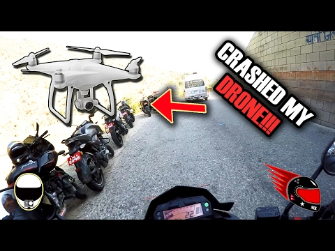 RIDE TO SINDHULI | DRONE CRASH | with DoseOfRide and SAFE RIDERS NEPAL