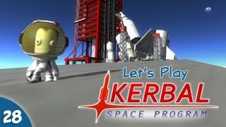 Kerbal Space Program - Space Shuttle Development