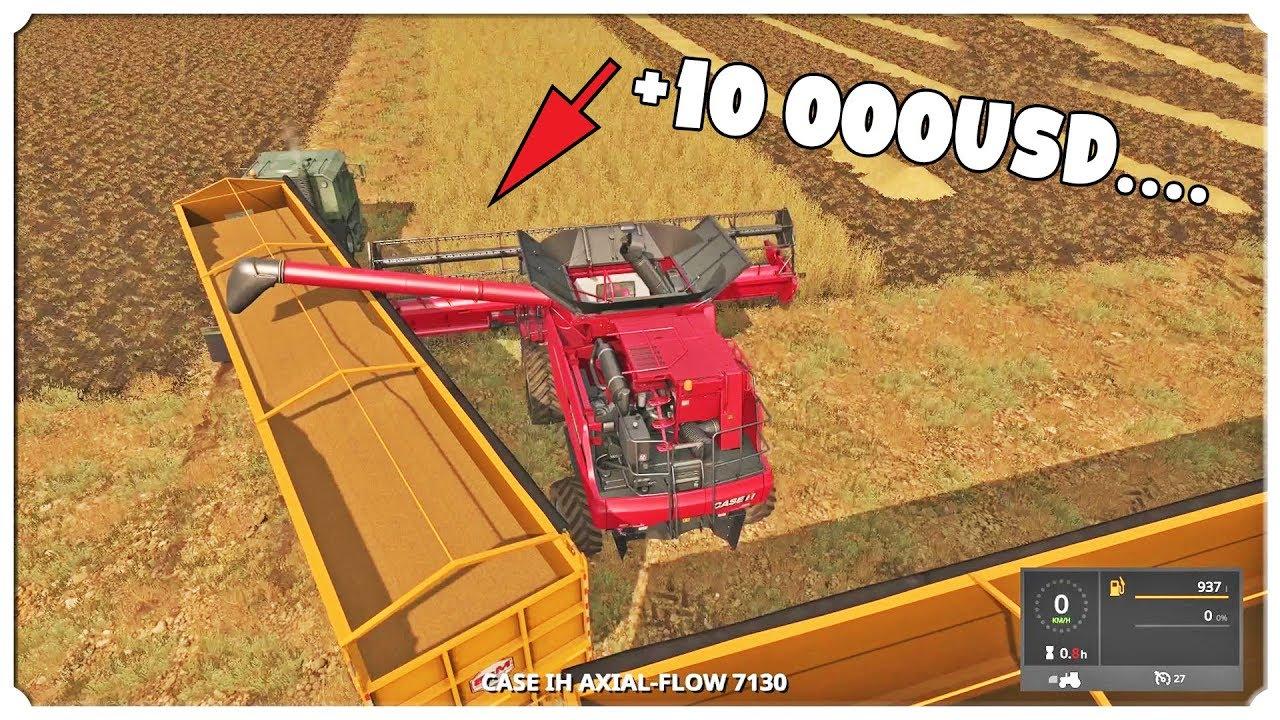 FARMING SIMULATOR 17 – SYZYFOWE PRACE….
