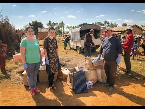 Evanghelizare și ajutor la prietenii noștri din Comunitatea de Leproși